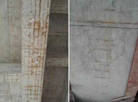 建筑工程里,拆模后为什么会出现露筋现象?